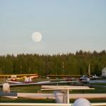 At the Usman airfield ~ На аэродроме Усмань (Шаршки)