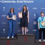 Darya, Anna, and Lev ~ Даша, Аня и Лев