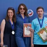 Anna, Darya, and Lev ~ Аня, Даша, и Лев