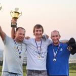 3 - Grigoiry Bondarenko, 1 - Svyatoslav Zagday, 2 - Sasha Barvinskiy