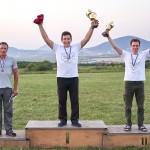 3 - Ramil Badykshanov, 1 - Azat Masalimov, 2 -Andrey Solomykin