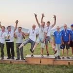 Club standing: 3 - Machta boys, 1 - Albatros, 2 - Beloyarsk NPP
