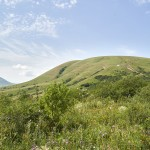 Yutsa, eastern slope ~ восточный склон Юцы