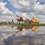Wilgas, Usman airfield ~ Вильги, Усмань