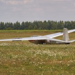Blanik sailplane ~ планер Бланик