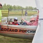 Sailplane students and instructor ~ Планерные студенты и инструктор